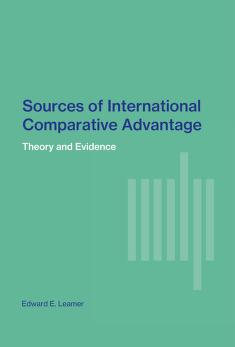 Cover of: Sources of international comparative advantage | Edward E. Leamer