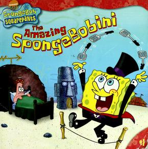 Cover of: The amazing SpongeBobini by Steven Banks