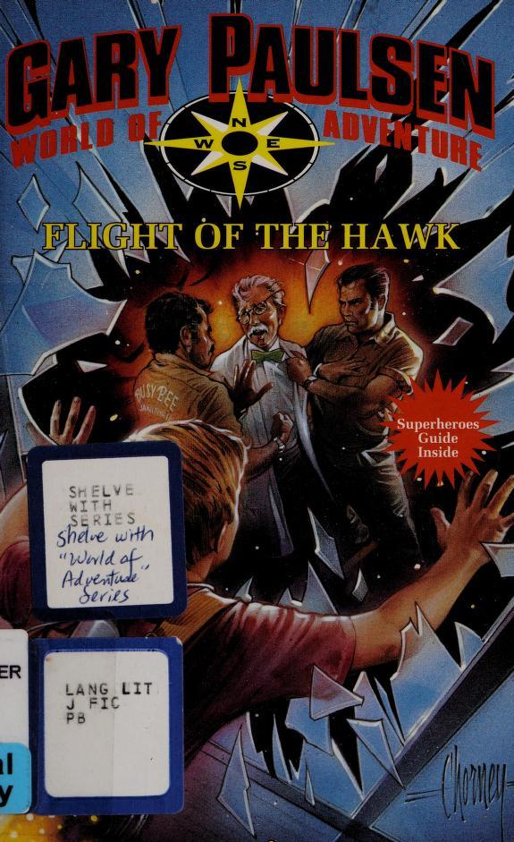 Flight of the Hawk by Gary Paulsen