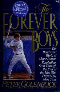Cover of: The forever boys | Peter Golenbock