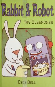 Cover of: Rabbit and Robot : the sleepover |