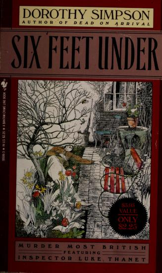 Cover of: Six Feet Under | Simpson, Dorothy