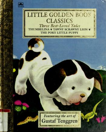 Cover of: Three Best-Loved Tales by Gustaf Tenggren by Gustaf Tenggren